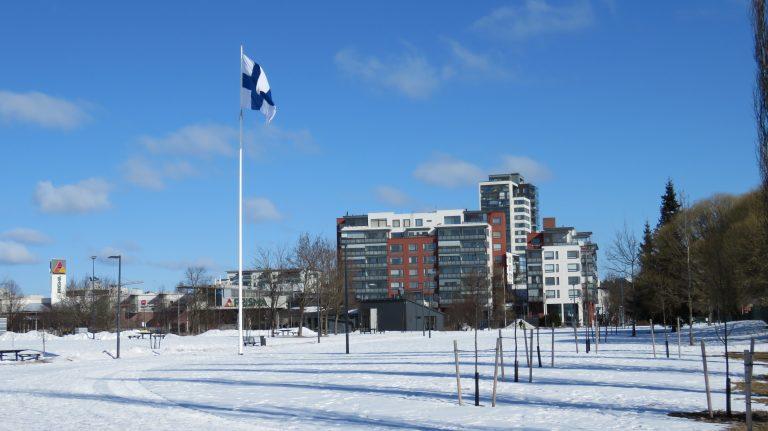 Kuva Järvenpäästä